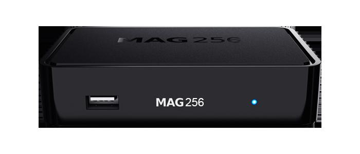 Mag 250 - abonnement ıptv - usb wıfı